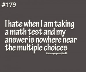 Math Exam Quotes Tumblr ~ Pin by Kateri Rein on SCHOOL | Pinterest