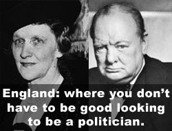 Winston Churchill vs. Lady Astor