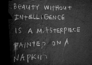 Quotes About Beauty Brains ~ Quotes On Beauty And Brains