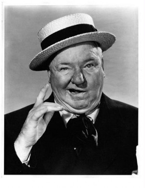 Fields was one of the most famous comedians of his generation, which ...