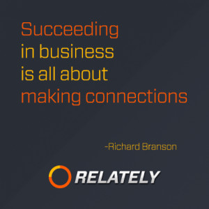 have any great networking sales relationship advice or favorite quotes ...