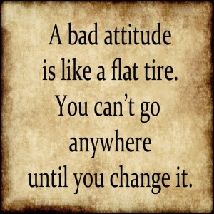 Do You Need an Attitude Adjustment at Work?