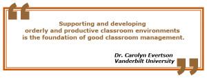 Video Description: Classroom management Definition: