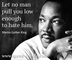 Martin Luther King Jr: