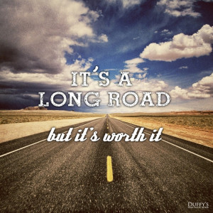 ... day at a time. It's a long road, but it's worth it. #recovery #12steps