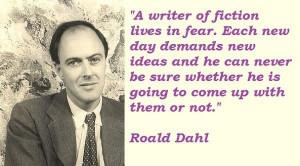 Roald dahl famous quotes 5