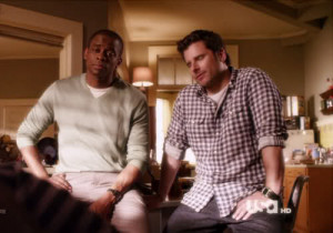 You know that's right (Shawn/Gus, Psych)