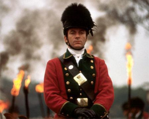 The Patriot - Jason Isaacs as Colonel William Tavington