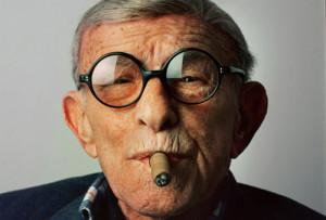George Burns on Age