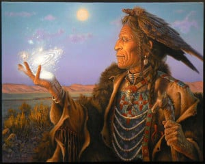 Alpha Coders Wallpaper Abyss Artistic Native American 212636