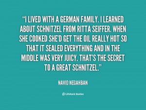German Quotes About Family