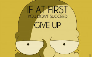 Homer Simpson Logic - Wallpaper #41156