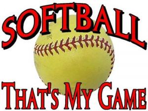 Bri is my NAME and softball is my GAME