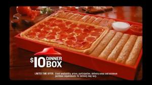 Pizza Hut Spot For Dinner...