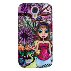 Riddles and Rhymes 3G iphone case Galaxy S4 Cases