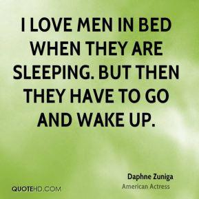 Daphne Zuniga Mom Quotes