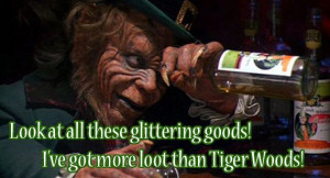 "The 10 Most WTF ""Leprechaun"" Quotes"