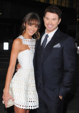 Sharni Vinson also joked that she inspired her famously buff beau to ...
