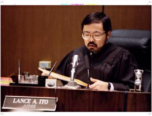 Sports Crossword Puzzles on Judge Lance Ito Holding The Jury S Verdict ...