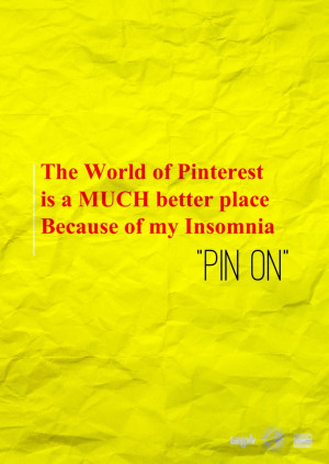 insomnia #funny #quote #pinterest