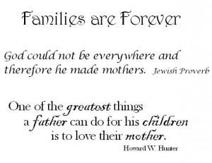 My Family interesting quotes