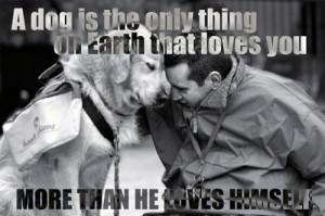 Mans Best Friend Quotes www.buzzlol.com
