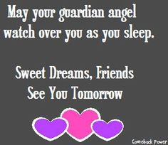 Sweet dreams quote via Comeback Power at www.Facebook.com/CancerDuckIt ...