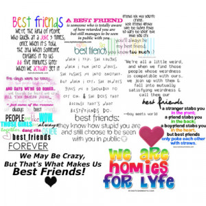 collection of really funny quotes for best friends:) - Polyvore
