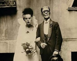 Monster and his Bride