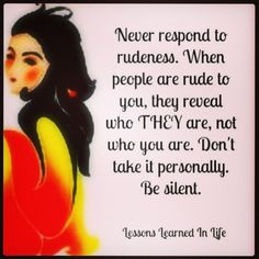 So THERE! Rude co-worker that I am studiously ignoring ... &