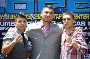Victor Ortiz vs. Josesito Lopez & Chris Arreola Boxing Press ...