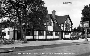 The Bells of Ouseley in the late 1930s photographed by local ...