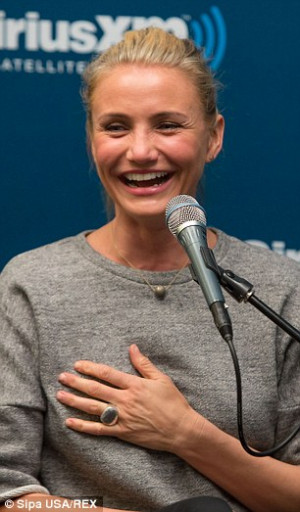 Promoting new movie The Other Woman, Cameron Diaz declares 'everyone ...