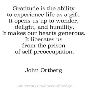 Over time, grit is what separates fruitful lives from aimlessness.