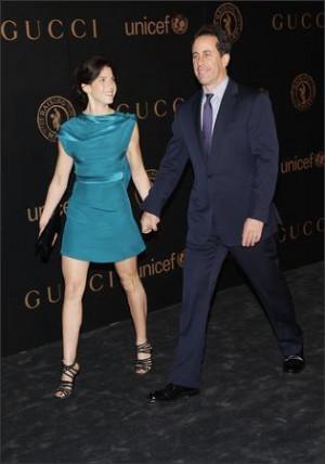 Jerry Seinfeld Wife Jessica