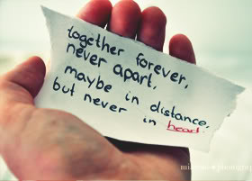 Long Distance Relationship Quotes & Sayings