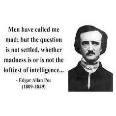 edgar allen poe quote more favorite things the raven edgar allen poe ...