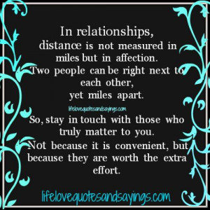 miles apart love quotes love quotes distance apart 24 miles apart long ...