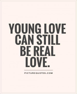 Love Quotes Young Love Quotes