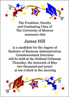 college graduation poem