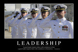 Leadership: Inspirational Quote and Motivational Poster Photographic ...