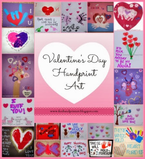 handprint owl valentine s day cards