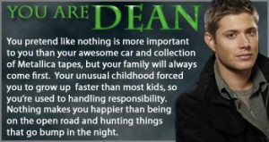Dean! :D Except it's more like my Awesome Phone (I just got! plus ...