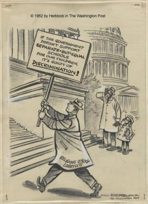 Law in Civil Rights Movement: Desegregation