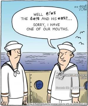Swear Words cartoons, Swear Words cartoon, funny, Swear Words picture ...