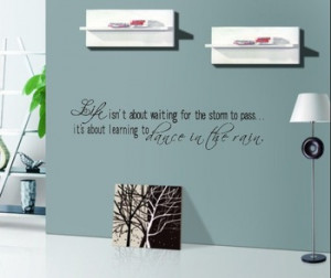 -Isn-t-About-Waiting-For-Wall-Decal-Sticker-Quote-Wall-Lettering-Wall ...