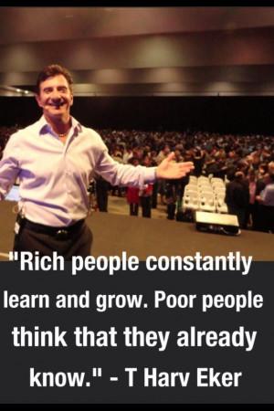 Harv Eker quote www.Prosperity.RayvinNyte.com