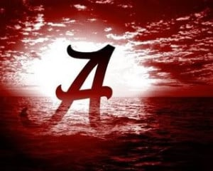 Alabama Roll Tide Picture