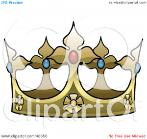 King Crowns Clipart King's crown by dero