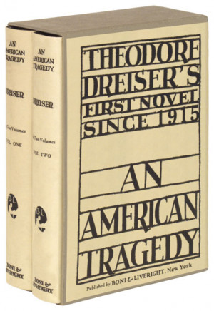 the american tragedy Essay Examples